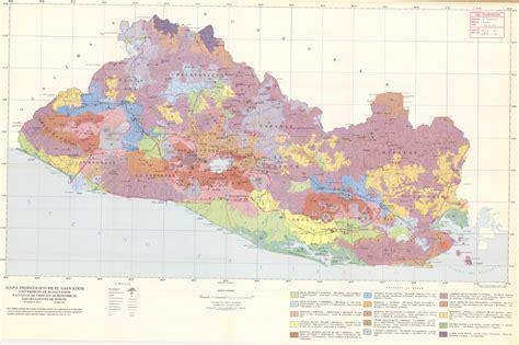 el salvador en el mapa mundi mapa pedologico de el salvador esdac european commission