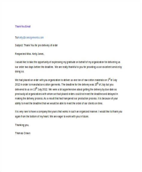 formal thank you letter business partner farewell thank you note to business partner best