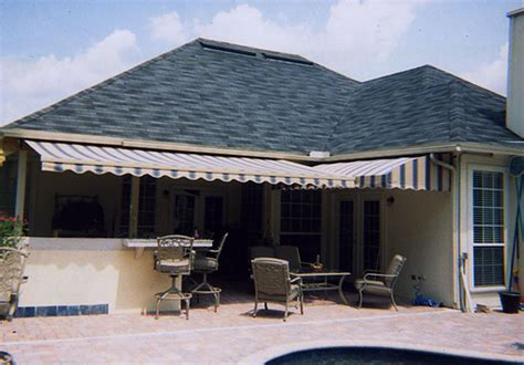 Aluminum Patio Covers Jacksonville Fl Boree Canvas 904 388 8770 Retractable Awnings