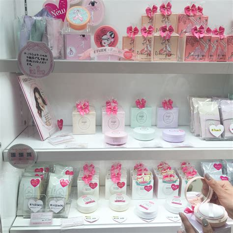 Etude Counter shopping in tokyo meine lieblingsshops bow