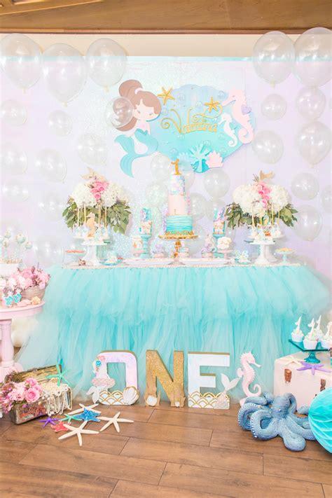 party themes gold coast kara s party ideas mermaid under the sea birthday party