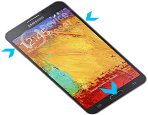 reset samsung note 3 neo how to hard reset samsung galaxy note 3 neo use 4 step