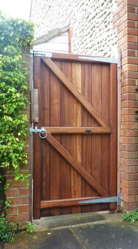 garden gates  side gates handcrafted   uk