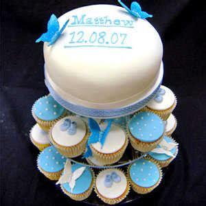 como decorar cupcakes para bautizo tortas de cupcakes para un bautizo fiesta101