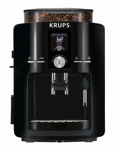 KRUPS Espresseria vs. DeLonghi Magnifica: Which of These Fully Automatic Espresso Machines is