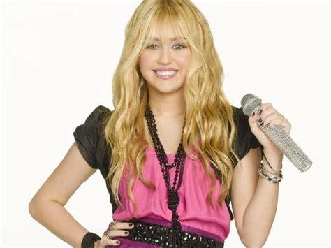 miley cyrus as hannah montana miley cyrus reveals how she was damaged by playing hannah