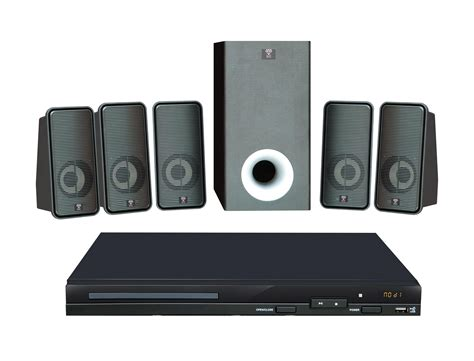 china 5 1ch home theater systems built in 200w 5 1