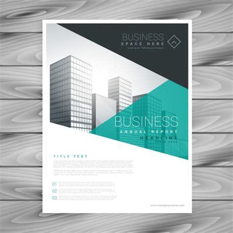 Moderne Newsletter Vorlagen Brosch 252 Re Layout Vorlage Flyer Pr 228 Sentation Der Kostenlosen Vektor