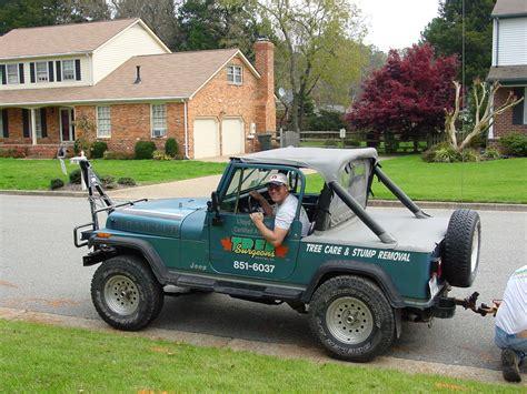 tree jeep jeep tree surgeons