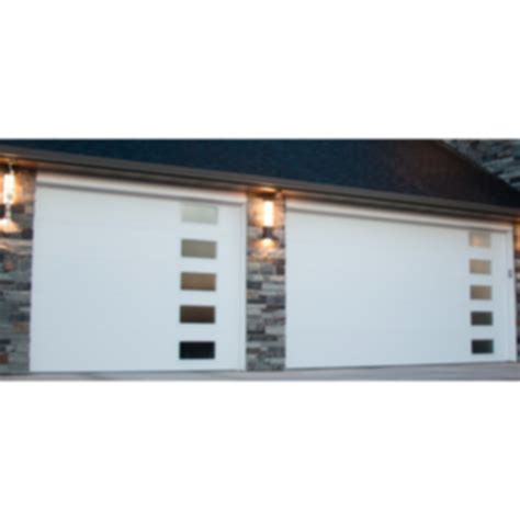 Flush Panel Garage Door Modlar Com Flush Panel Garage Doors