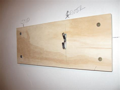 how to hang something without nails how to hanging a mirror without a stud