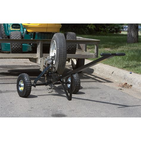travel trailer dolly ultra tow trailer dolly 600 lb capacity pneumatic