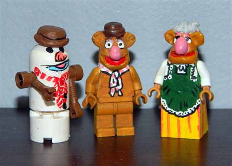 Kubrick Muppets The Great Gonz Japan Lego Muppets The Great Gonz Image Gallery Lego Muppets