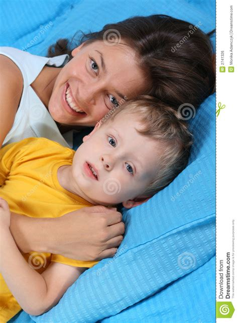 fun in bed fun in bed royalty free stock image image 2741326