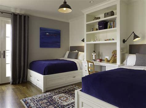 desk for boys room adorable boys bedroom design with built in desk