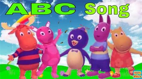 backyardigans abc song youtube