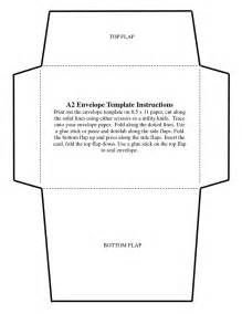 word envelope templates sle 5x7 envelope template scope of work template 5x7