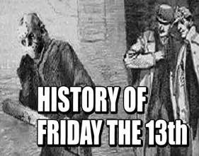 history of friday the 13th weekly world news