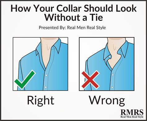 Chubbie Collar by 5 Tips To Looking Shirt Collars Wear Dress