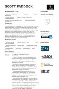 Director Of Security Sle Resume by It Director Resume Sles Visualcv Resume Sles Database