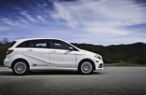 2014 mercedes b class electric drive priced from 41 450