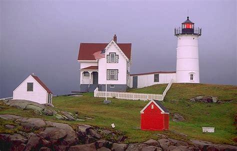 Cape Neddick Light by Cape Neddick Lighthouse