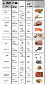 mind body and food vitamin b3 niacin
