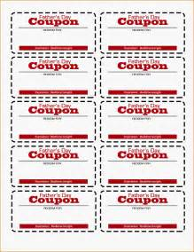 coupon template free doc 585450 word template coupon 15 word coupon