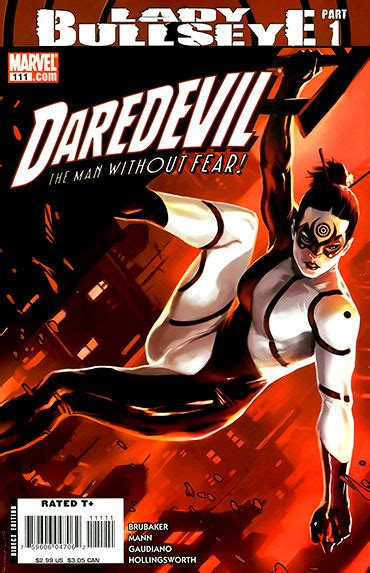 daredevil by ed brubaker saga sler 2008 comic books 데어데블 111 레이디 불스아이 최초 등장 궁극의 힘 v1 0