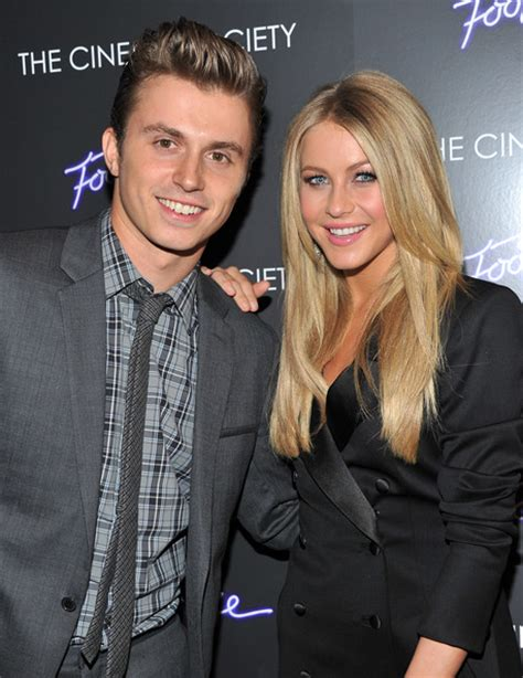 kenny wormald and julianne hough julianne hough and kenny wormald photos photos the