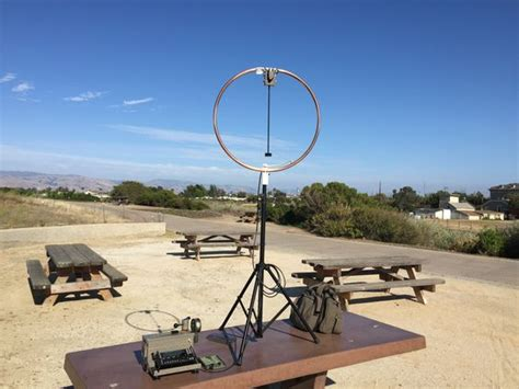 magloop antenna by n6voa ham radio projects now start building
