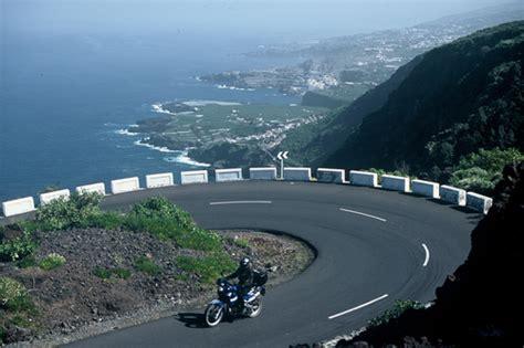 Motorradtouren Teneriffa by Biker De Magazin Motorradtouren Teneriffa Atlantische
