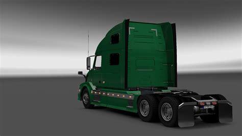 volvo vnl truck interior  euro truck simulator  mods