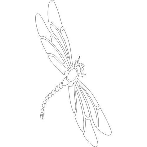 printable dragonfly stencils 51 best stencil images on pinterest silhouettes skull