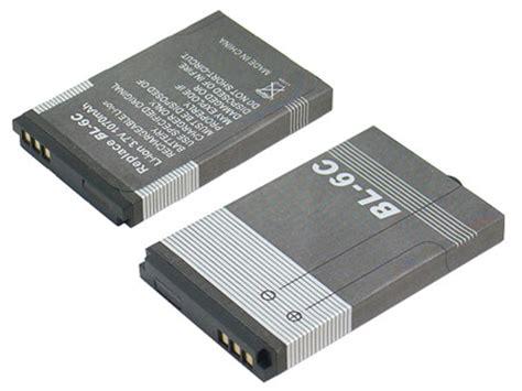 Battery Nokia Bl 6c nokia 2115i nokia e70 nokia bl 6c nokia mobile phone battery
