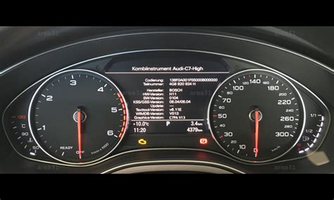Audi A6 Mmi Version by Codierungen Erweiterungen Umbauten An Meinem Audi A6