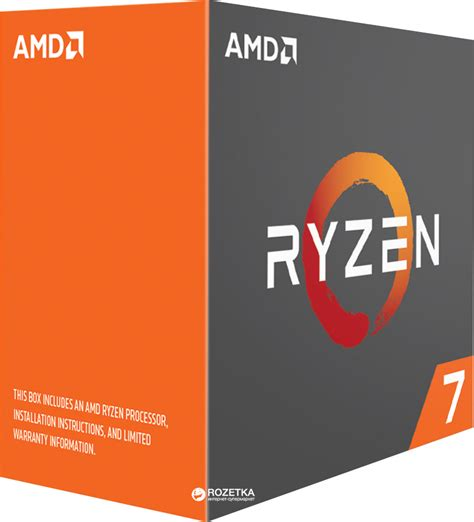 Amd Ryzen 7 1800x 3 6ghz Up To 4 0ghz Cache 16mb 95w Am4 8 rozetka ua процессор процессор amd ryzen 7 1800x 3 6ghz 16mb yd180xbcaewof sam4 box цена