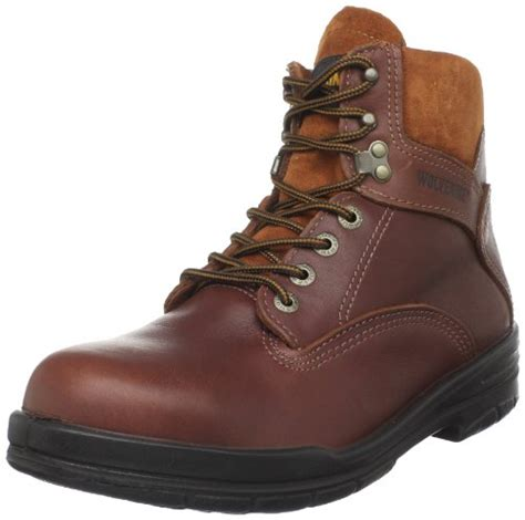mens cheap work boots wolverine w03120 discount work boots for sale