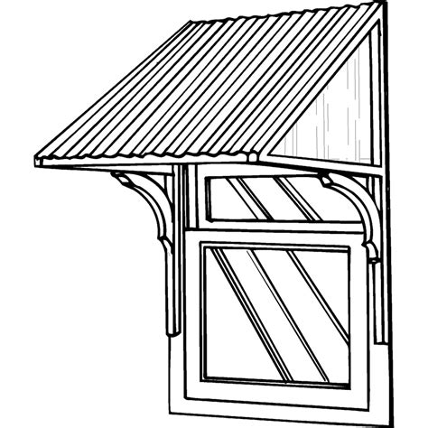door awning plans woodwork how to build a window canopy plans pdf plans