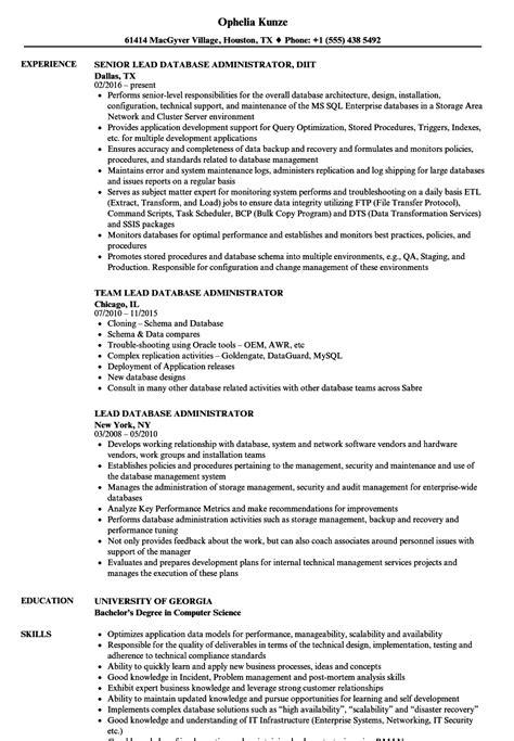 dba resume exles pretty sql database administrator resume exles gallery