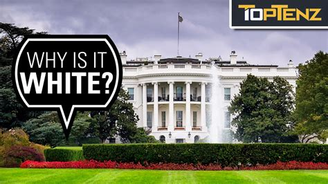 The White House Facts by Top 10 Fascinating Facts About The White House