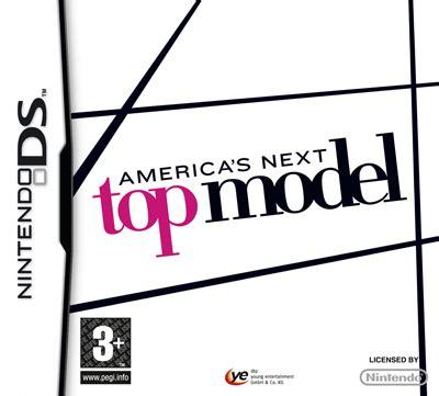 Top Model Jeux Ds