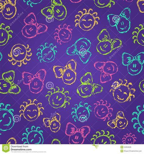 cute kid pattern cute and colorful wallpapers wallpapersafari
