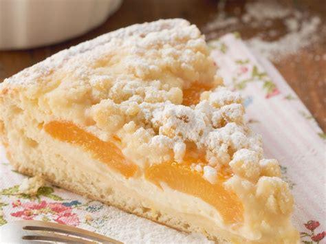 kalorienarmer kuchen mit quark aprikosen quark kuchen mit streuseln rezept eat smarter