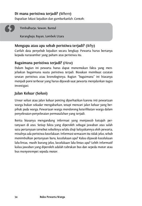 teks prosedur membuat gudeg pewartawarga teori dan praktik