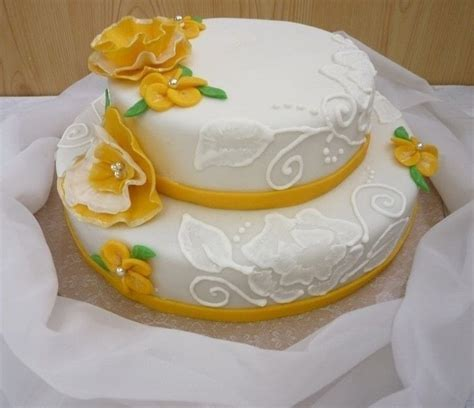Decorative Cakes by Designing A Fondant Cake 183 How To Bake A Decorative Cake