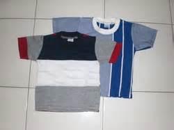 Kaos Oblong Anak Stripe Motif Sz M kaos oblong anak grosir baju anak dengan harga murah kualitas bagus