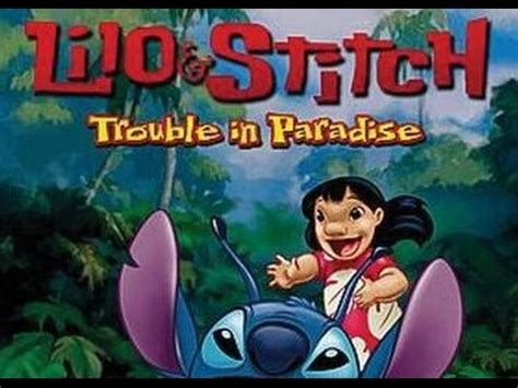 Trouble In Paradise For by Lilo Stitch Trouble In Paradise Ps1 Gameplay