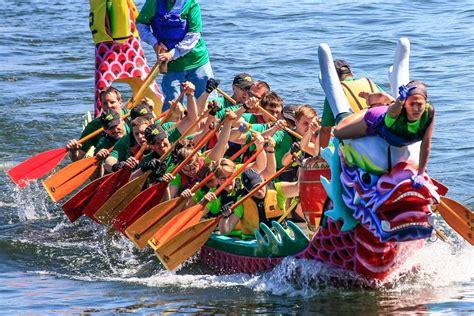 dragon boat festival edgewater montreal is hosting a dragon boat festival mtl blog