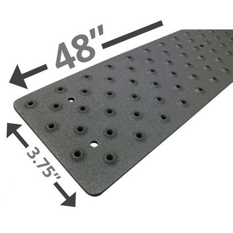 handi ramp aluminum non slip stair treads nosings strips
